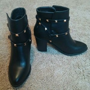 Ankle Boots New in box
